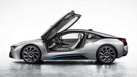 Así es el BMW i8 de producción en serie