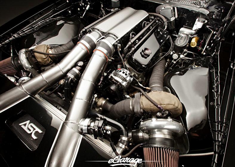 Foto de All Speed Customs Pontiac Firebird (22/24)