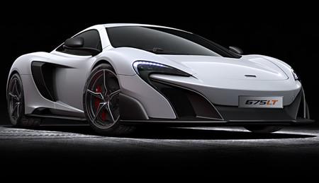 McLaren 675LT, detallado antes de Ginebra