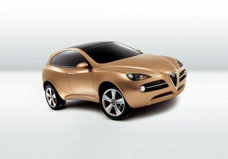El SUV de Alfa Romeo llegará en 2012