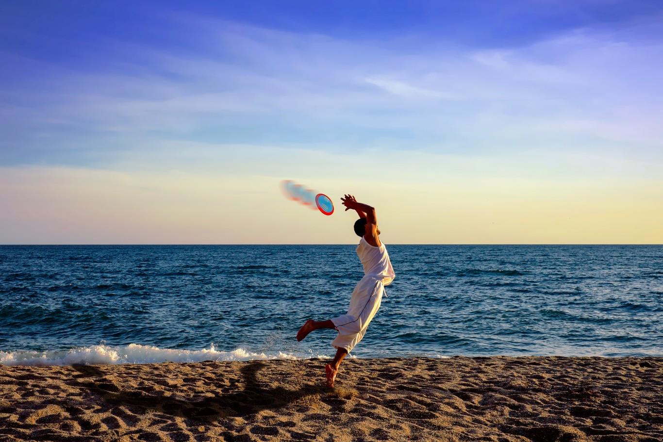 Deporte y diversión en la playa: máscaras de buceo, palas, voley playa y mucho más