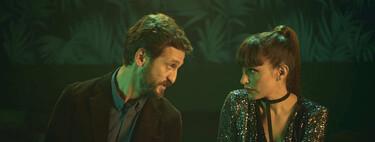 'Donde caben dos': el variopinto reparto es lo más destacable de una comedia sexual que busca un cóctel imposible de Gaspar Noé con Richard Curtis