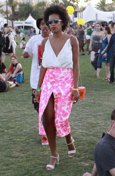 Solange Knowles coachella 2013