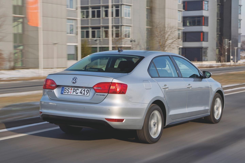 Foto de Volkswagen Jetta Hybrid (europeo) (5/9)