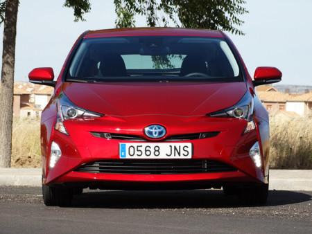 Toyota Prius 2016 Comparativa