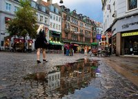 Copenhague: Strøget, la calle peatonal más larga de Europa
