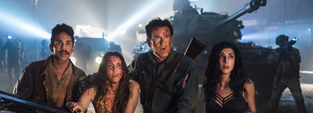 Ash Vs Evil Dead Series De Miedo Para Halloween Netflix Hbo Amazon Primer Movistar