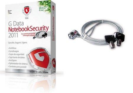 GData Notebooks Security 2011, manteniendo seguro el portátil de la empresa