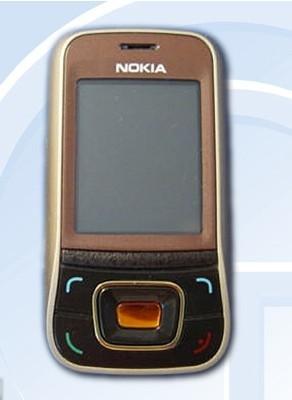 Nokia 7088, slider con Series 40
