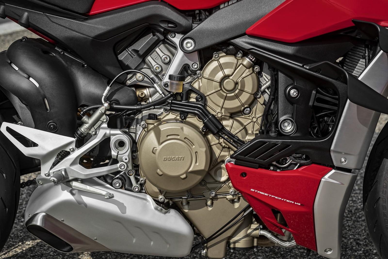 Ducati Panigale V4 Streetfighter 2020