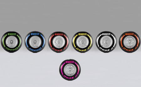 Neumáticos de clasificación Pirelli (Hipotético)