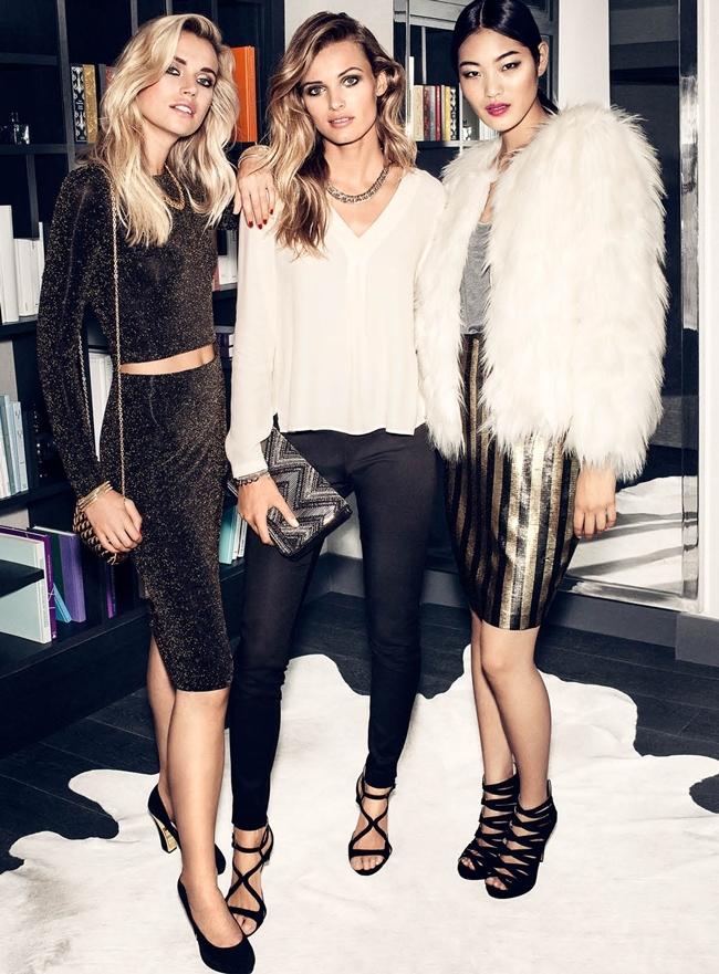 H&M colección fiesta