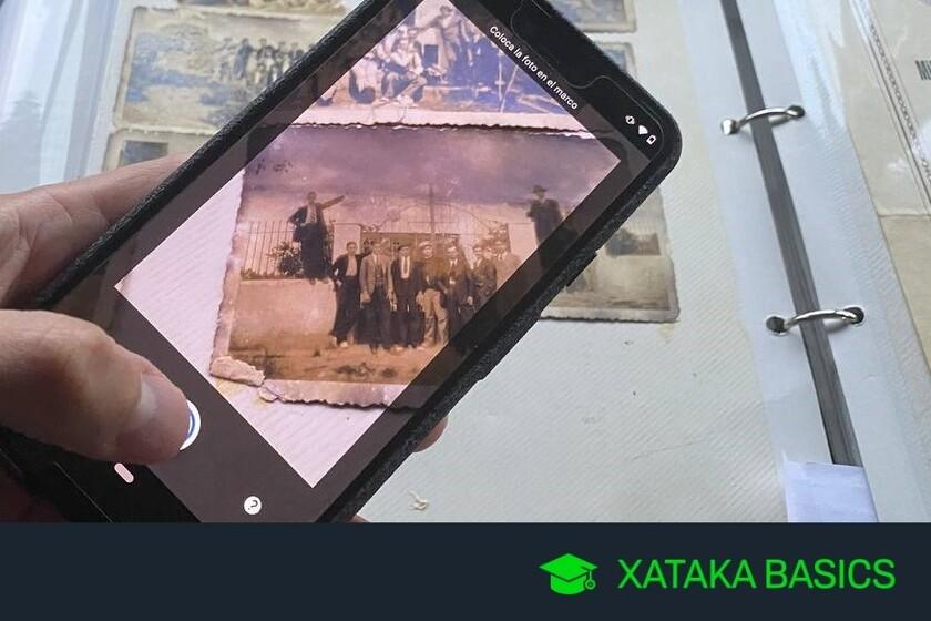 Cómo digitalizar, reparar y compartir tus viejas fotos impresas de papel