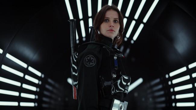 Ahora sí: éste es el primer tráiler de 'Rogue One: A Star Wars Story'