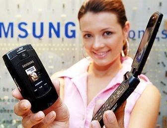 Samsung Z560 con Vodafone, primer HSDPA desde 269 euros