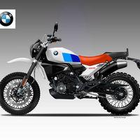 BMW G 310 Urban G/S de Oberdan Bezzi, ¿la superventas PER-FEC-TA para el carnet A2?