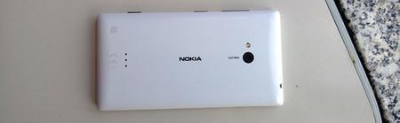 Lumia 720, desde arriba