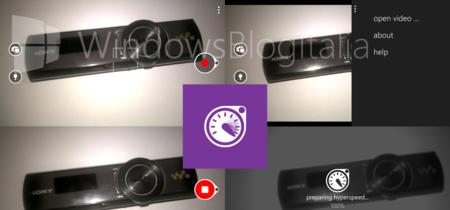 Así lucirá la nueva aplicación para realizar hyperlapses en Windows Phone