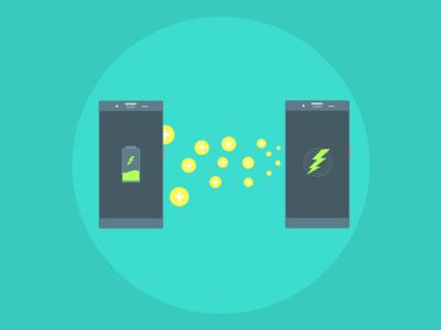 La última patente de Sony parece ciencia ficción: transferir energía de un móvil a otro sin cables con NFC