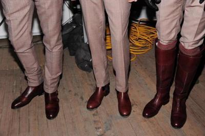 Tommy Hilfiger Otoño-Invierno 2012/2013 en la Semana de la Moda de Nueva York