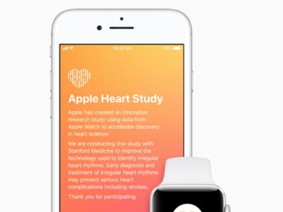 Apple lanza Heart Study: cede los datos de tu corazón y mejora la investigación sobre problemas cardíacos