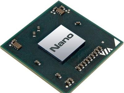 Nuevos VIA Nano 3000 más eficaces