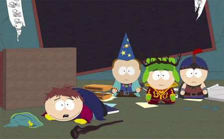 La censura se ceba con South Park: La Vara de la Verdad