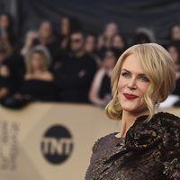 Nicole Kidman se convierte en una sirena en los SAG Awards