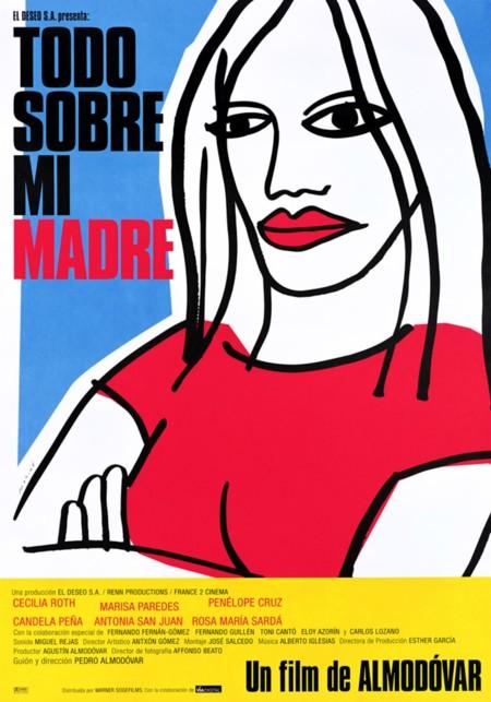 Poster 13 Todo Sobre Mi Madre