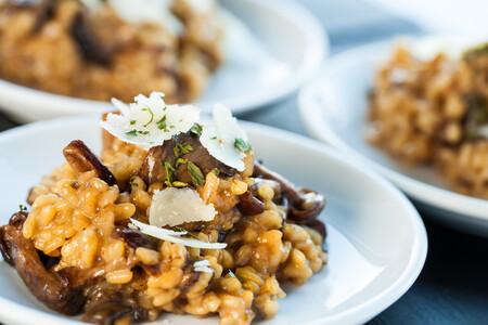 Los cinco secretos para lograr un risotto perfecto, según el chef piamontés Davide Bonato