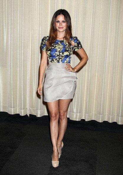 Rebajas Verano 2010 en España: 5 recomendaciones para comprar ropa por celebrities y streestyle. Rachel Bilson