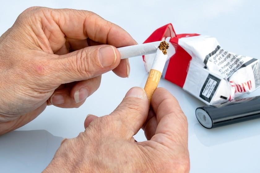 Aunque aumentes de peso, dejar de fumar es beneficioso para tu salud