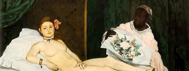 """Manet y el inicio de la modernidad: un elogio a las mujeres comunes representadas en """"Olympia"""""""