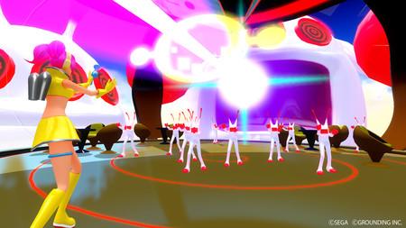 Los bailes de Space Channel 5 VR: Kinda Funky News Flash! comenzarán en PlayStation VR a finales de febrero