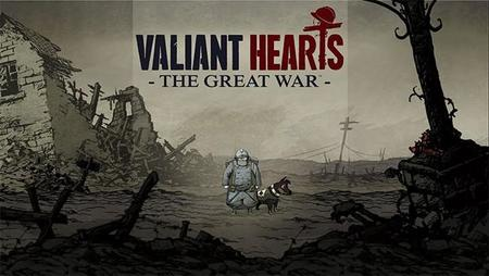 Dentro de poco podremos llevar Valiant Hearts: The Great Wars en nuestro iPhone o iPad [GC 2014]