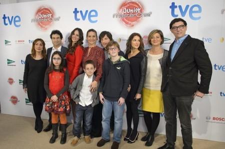 16 niños van a demostrar su talento en la cocina en el concurso MasterChef Junior de Televisión española