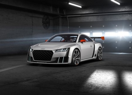 Audi Tt Clubsport Turbo Concept 2015 1024x768 Wallpaper 02