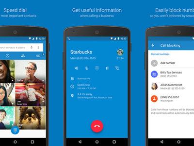 Teléfono de Google vuelve a ser exclusivo para los Nexus y Android One [Actualizado]