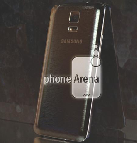 Galaxy F se enseña como un Galaxy S5 más premium