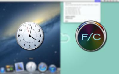 """Dos pequeñas utilidades gratuitas sobre """"el tiempo"""" para el escritorio de tu Mac"""