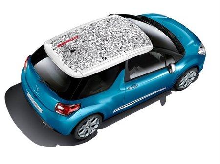 Más personalización para el Citroën DS3