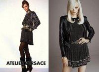 Donatella querida, ¿te faltaba inspiración? La colección Versace by H&M tiene más de 20 años...