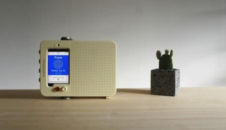 Con iReadyO Radio tu iPhone se pasa al estilo retro