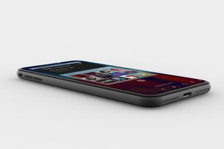 Este concepto en vídeo no deja marcos en el panel frontal del iPhone 8 e incluso el botón Home es pantalla