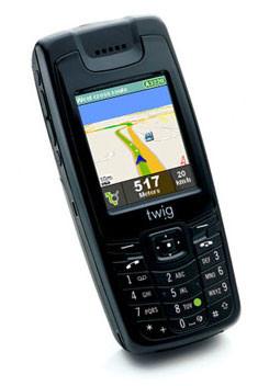 Nueva línea Benefon de GPS con WM6