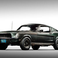 El Ford Mustang Bullitt original de la película de 1968 será subastado