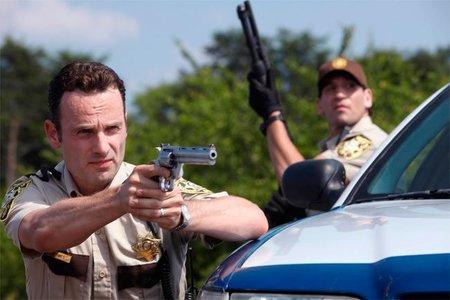 La segunda temporada de 'The Walking Dead' se estrenará en octubre