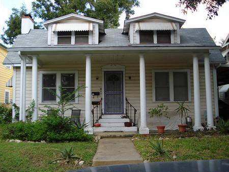 Casas que inspiran: terciopelo, color, luz y magia en Texas (I)