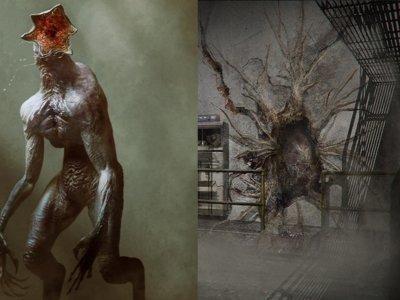 El impresionante arte conceptual de Demogorgon y el mundo del revés de 'Stranger Things', la imagen de la semana
