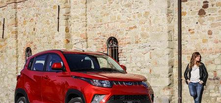 Saluda al anti-Duster: el SUV indio Mahindra KUV100 llega a España, desde 10.450 euros